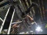 WWE.RAW - Edge vs John Cena (Steel Cage Match)