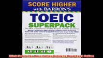 barrons toeic superpack 2nd edition