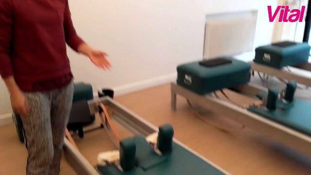 Visite guidée de Centre 5, plus grand centre de Pilates de France