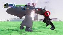 Disney Infinity 3.0 Darth Vader VS Darth Maul Toy Box Boss Fight