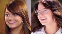 Emma Stone's Best Movie Transformations