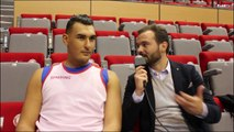 ELAN TV - Phase de groupe Champions league - avant-match MHP RIESEN VS ELAN