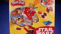 ★Play-Doh Star Wars Millenium Falcon Playset★ Plastilina Starwars Unboxing - KTR Videos
