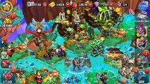 Monster Legends: Videogames maze island - Get Glitch #1
