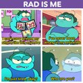 OK K.O. Let's Be Heroes! | Rad is Me