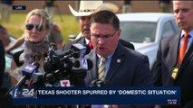 THE RUNDOWN   Texas shooter spurred by 'domestic situation'   Monday, November 6th 2017