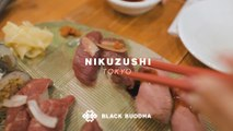 If You Enjoy Raw Food, You Must Try This  Sushi Next