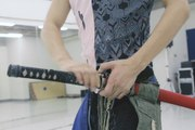 Did You Know? You Can Exercise Using A Samurai Sword! Find Out More!