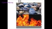 Печь банная S дымоход / Отопление гаража / Отопление теплицы