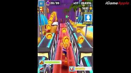 Subway Surfers LAS VEGAS iPad Gameplay HD #23