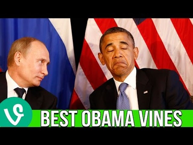 Best Obama Vines Compilation 2017