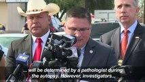 Authorities believe Texas church gunman killed himself