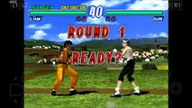 60 FPS] ePSXe Emulator 1 9 15 for Android | Tekken 2 [720p HD