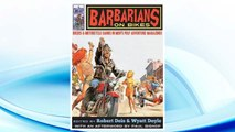 Download PDF Barbarians on Bikes: Bikers and Motorcycle Gangs in Men's Pulp Adventure Magazines (The Men's Adventure Library) FREE