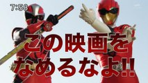 Dôbutsu Sentai Zyuohger: Super Sentai 40th anniversary
