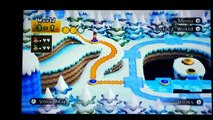 Super mario bros. Wii level three | Wii R Sisters