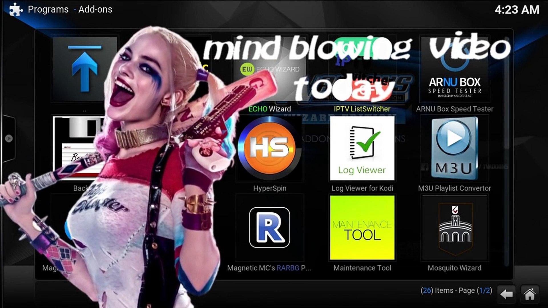 KODI LIVE STREAM PRO F4M TESTER PROXY FIX IT INSTALL IT EASY STEPS WATCH  IPTV LIVE TV XBMC KODI 2016