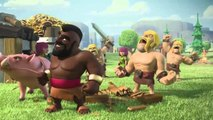 Clash of Clans - BARBARIANS EVERYWHERE! full 300+ Total Barbarians Attacks! Insane Barbarian Raids!