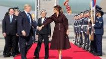 Donald Trump in Südkorea: Unterstützung gegen Nordkorea