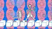 Rick and Morty Exquisite Corpse  Rick and Morty  Adult Swim