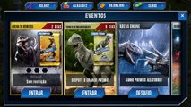 Jurassic World - The Game - Hybrids Arena (Arena de Híbridos)