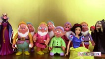 Blanche-Neige et les 7 nains Pâte à modeler Play doh Snow White and the 7 dwarfs playset