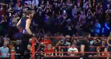 Dean Ambrose & Seth Rollins Vs Sheamus & Cesaro - Monday Night Raw 6 November 2017 - WWE RAW 11-6-17