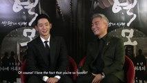 [Showbiz Korea] Youn Jung-Hoon(정해인),Jung Yu-Mi(조재윤) Interview