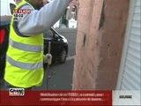 Nettoyage des tags urbains à Lille