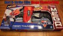 ~Unboxing~ Nerf N-Strike Elite Mega XD Thunderbow Unboxing Video! ~Unboxing~