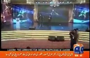 PCB Annual Awards Show with world xi 2017 -Geo News-Pepsi Presents Awards Show 2017- - YouTube