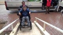 Engelli Kız Hayaline Sosyal Medya Sayesinde Ulaştı