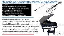 Musica per quartetto d'archi e pianoforte