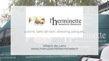 Cuisine et agencement à Villard-de-Lans, Menuiserie l'Herminette (38)