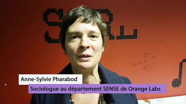 """""""Apprenons à écouter pour mieux utiliser les outils numériques"""" Anne-Sylvie Pharabod"""
