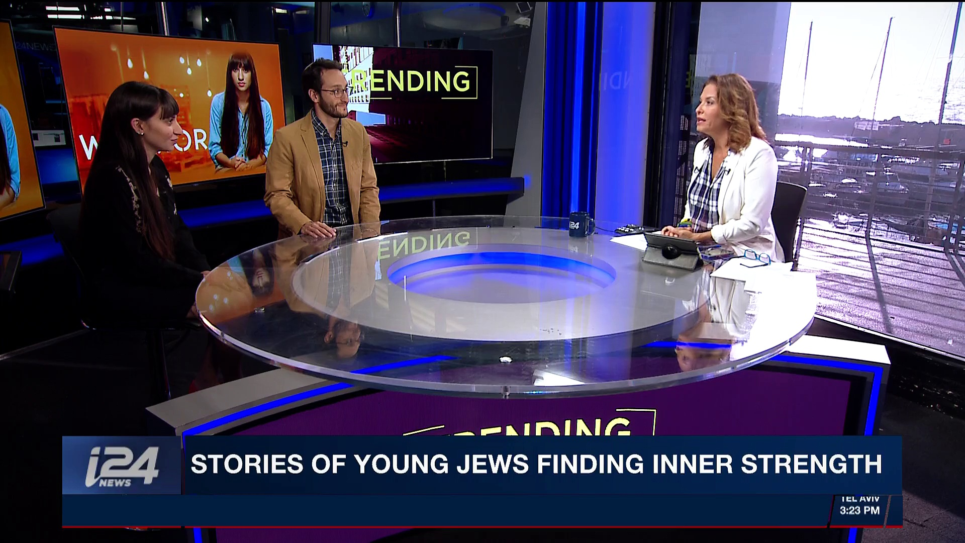 TRENDING | Stories of young Jews finding inner strength | Tuesday, November 7th 2017