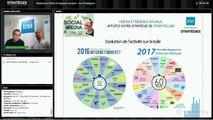 [Webinaire] «Vidéo et réseaux sociaux, affûtez votre stratégie de storytelling» Ina - Stratégies, 7 novembre 2017
