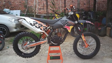 Another Facelift Motocross Project JAMBI