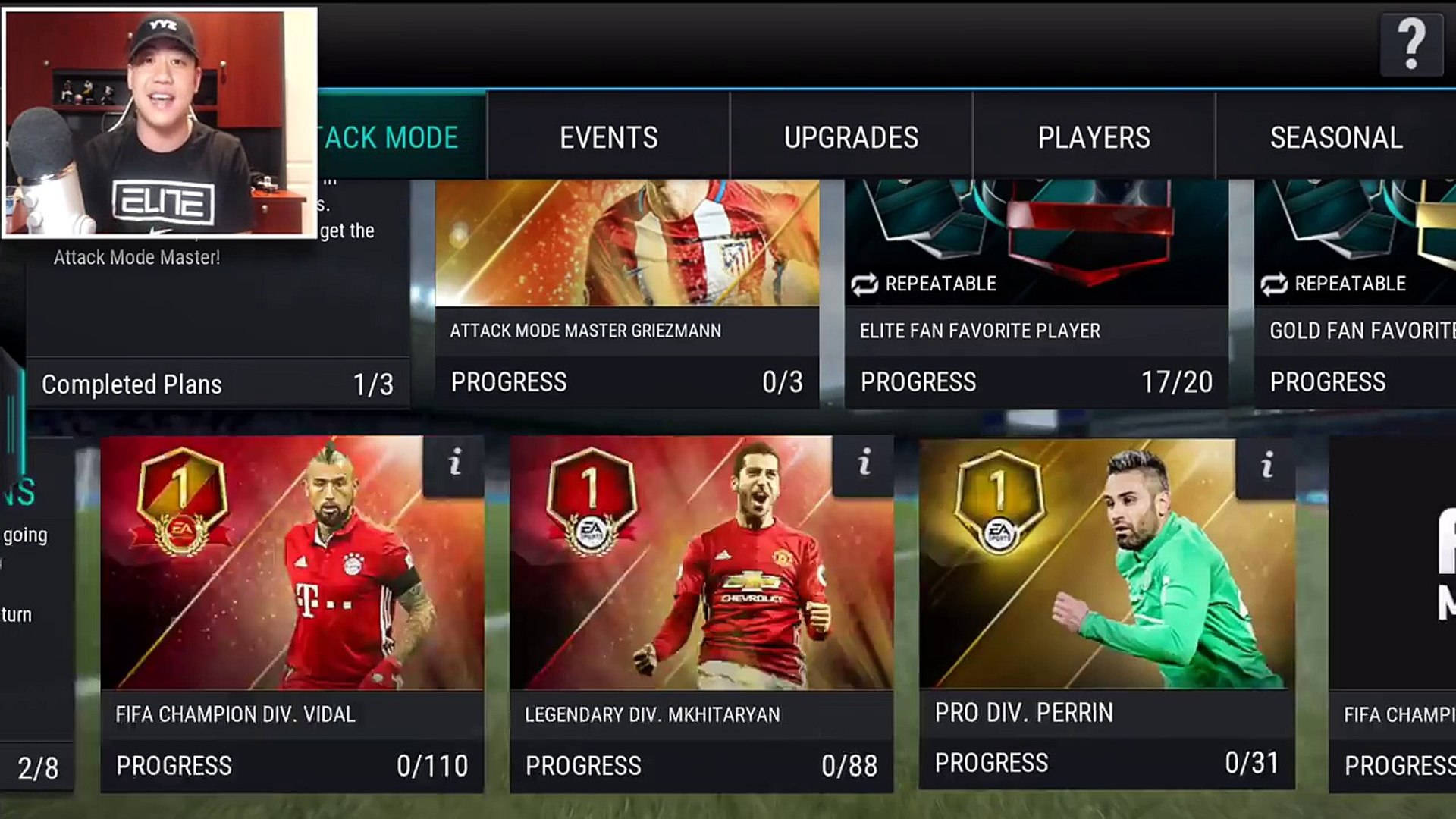 TIPS & TRICKS FOR H2H! GET TO FIFA CHAMPION QUICKER!! FIFA Mobile