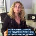 """""""Pierre Joxe est l'agresseur et je suis la victime"""", la fille d'Éric Besson s'exprime sur BFMTV"""