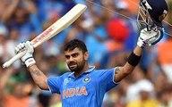 India vs New Zealand 3rd odi highlights 2017, Rohit Sharma 147 runs, Virat Kohli 100, Fastest 9000