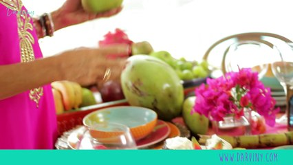 Love Darviny - Tropical Fruits and Tablescapes