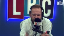 Raging Man Calls James O'Brien, Can't Explain Why