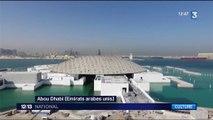 Musées : le Louvre d'Abou Dhabi ouvre ses portes