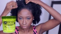 HOW TO : BIG SLEEK PUFF FOR SHORT/Medium HAIR | NATURAL HAIRSTYLES
