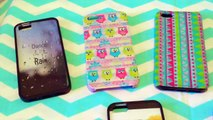 5 DIY Tech Cases for your Phone,iPad,iPod and any other device!!