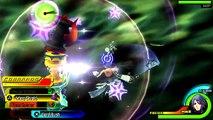 Kingdom Hearts Birth By Sleep Gameplay Walkthrough Lets Play Part 39 Aqua Keyblade Graveyard
