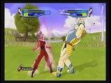 DBZ Budokai HD Collection Budokai 3 Goku Dragon Universe 1st Time Part 2