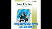 Famous & Fun Duets, Bk 5 6 Duets for One Piano, Four Hands