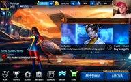 Marvel Future Fight: Alliance Battle (Combat Day)